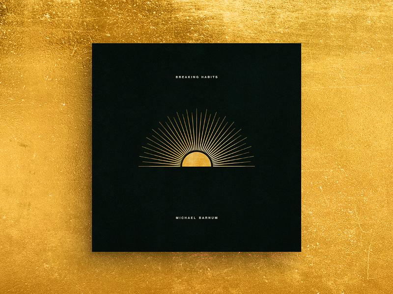 Breaking Habits Album Cover Mockup