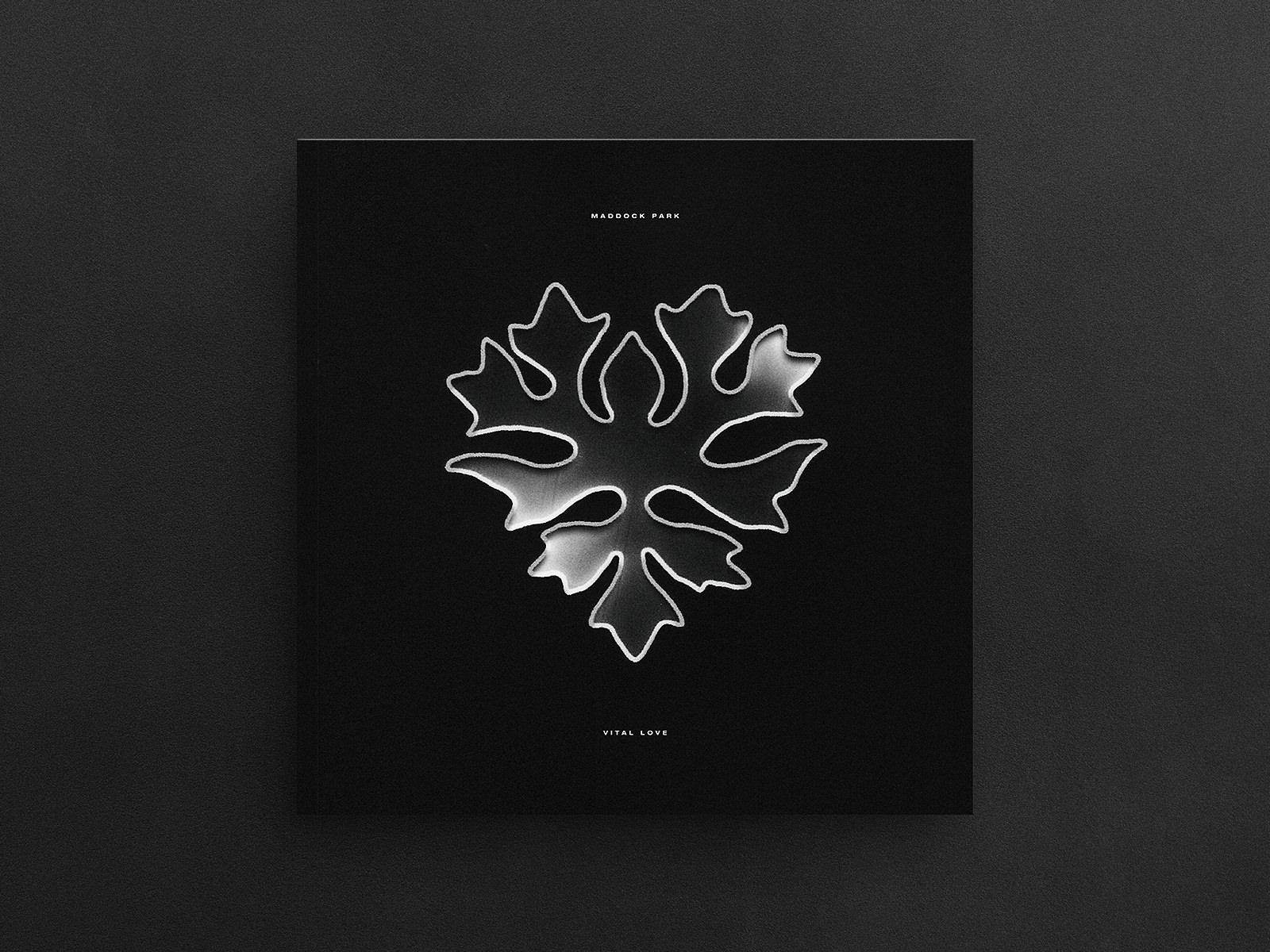 Vital Love Album Cover Draft 1