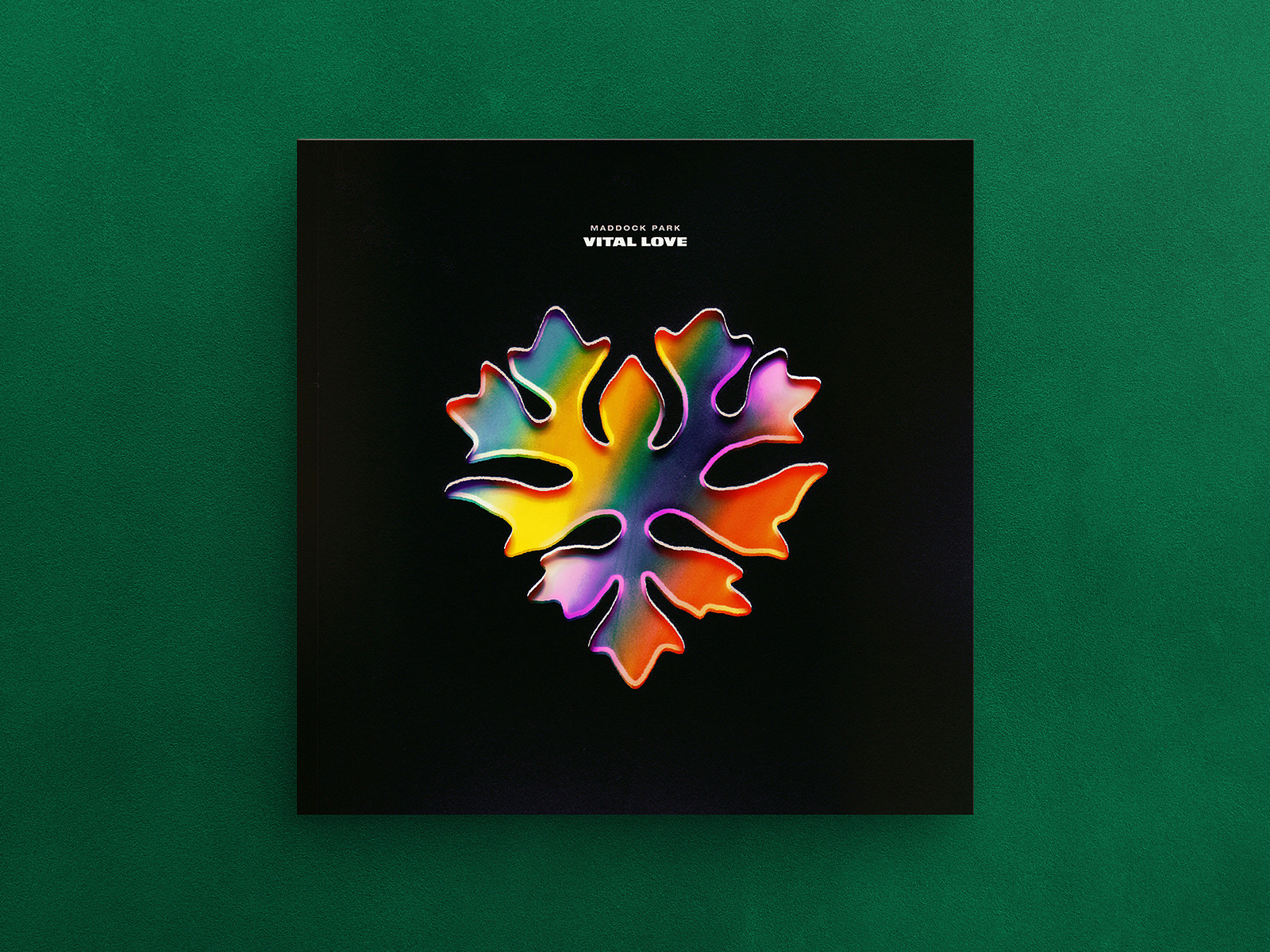 Vital Love Album Cover Draft 3